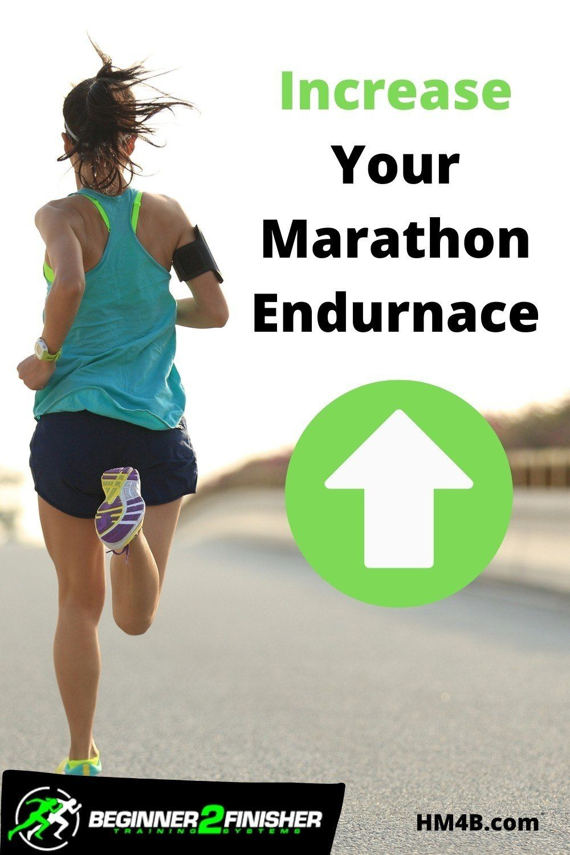 Since Marathons Are 97 Aerobic In Nature An Increase In Your Endurance At Faster Speeds Is A Key Factor To Crush Yo Marathon Races Marathon Marathon Training