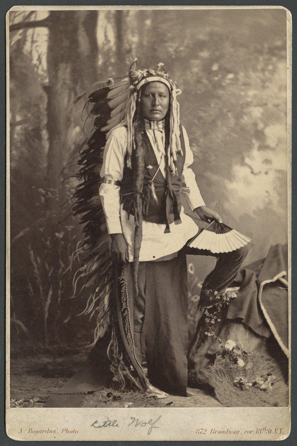 Little Wolf - Northern Cheyenne - no date