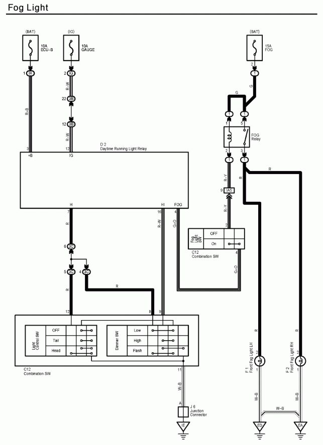 18+ 2007 Toyota Corolla Electrical Wiring Diagram - Wiring Diagram -  Wiringg.net | Toyota corolla, Electrical wiring diagram, Trailer light  wiring | 2007 Toyota Wiring Diagrams |  | www.pinterest.ph