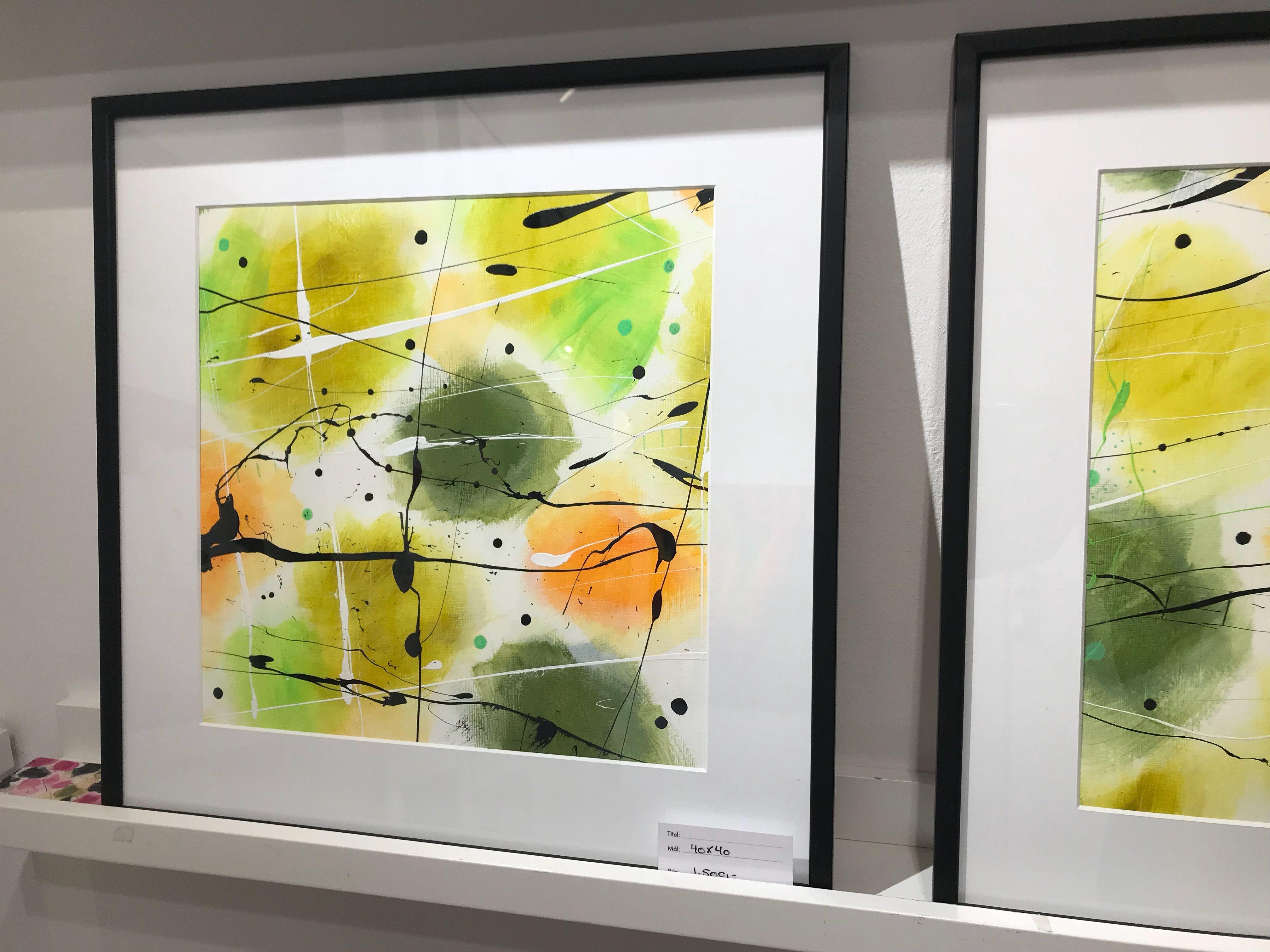 Malerier I Ramme Udstilles I Helsingor Kunstgalleri Art By Majbrit Lund Moderne Kunst Instagram Photo Instagram Photo