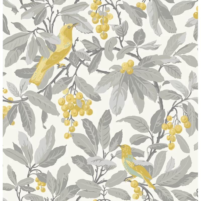 """Royal Garden 33' L x 20.5"""" W Wallpaper Roll in 2020 Go"""