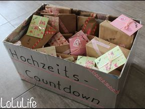 Hochzeits-Countdown – LoLuLife