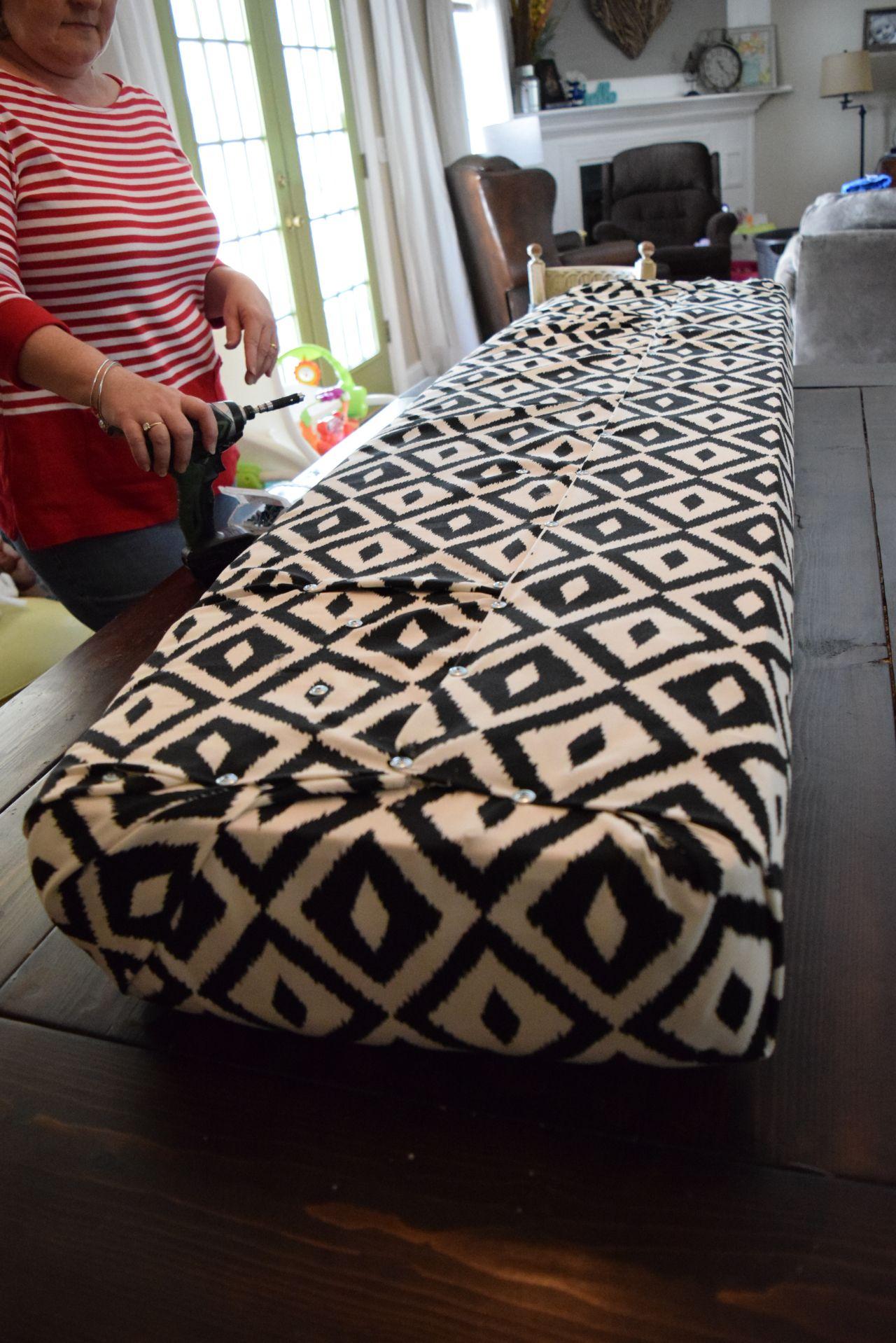 Reupholstering Rv Jackknife Sofa Camping Pinterest Rv Rv