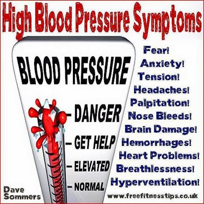 Health Nutrition Tips High Blood Pressure Symptoms Health And