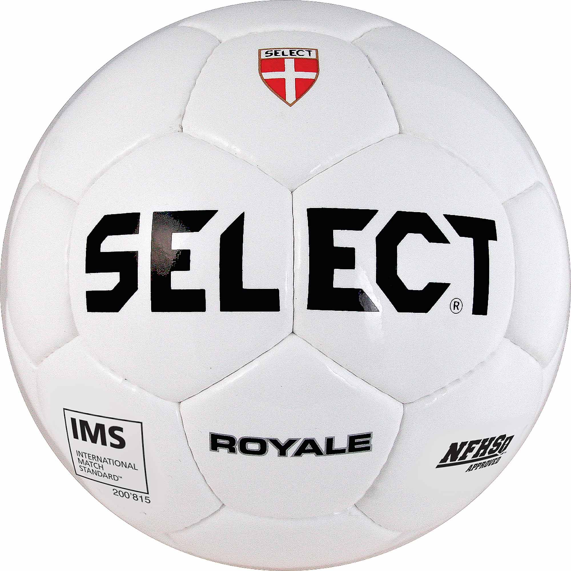 4b96c6766 Select Royale NFHS Match Soccer Ball. Buy it from SoccerPro.