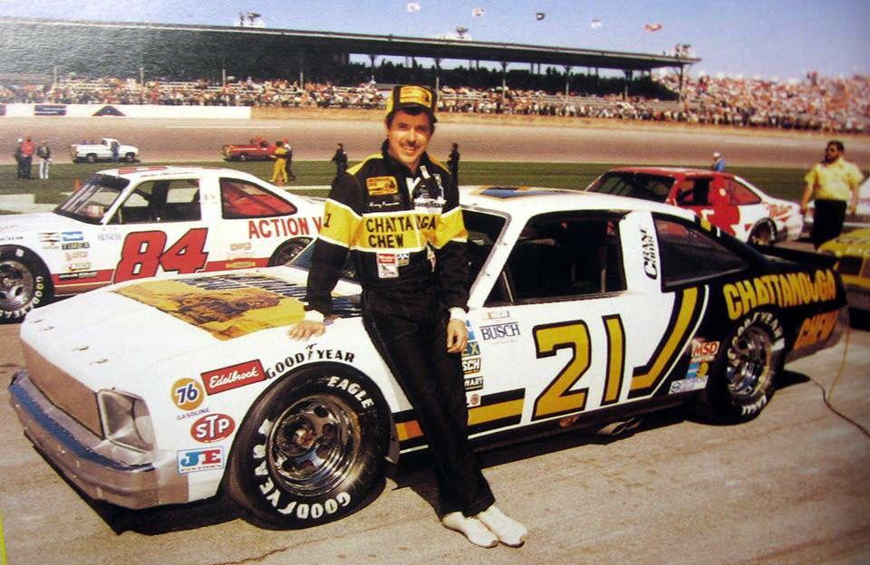 Larry Pearson Race Cars