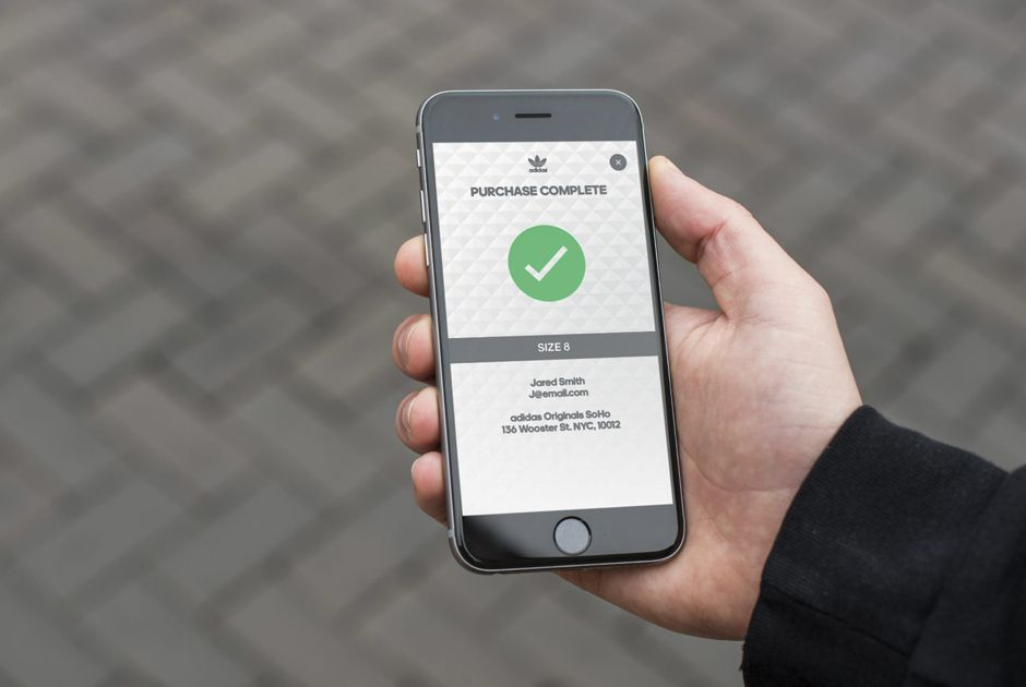 wholesale dealer 060f1 313fe ... Adidas Gets Ready For Kanye Collaboration With New Sneaker Reservation  App