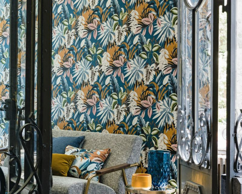 The Top 5 Design Showrooms To See At Paris Deco Off 2019 Covet Edition Storing Paint Design Vinyl Wallpaper