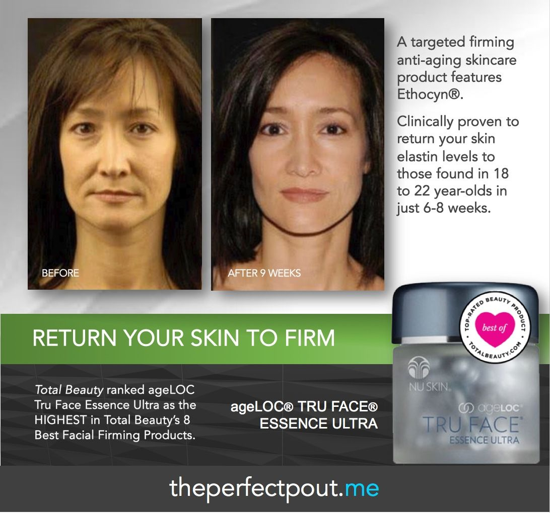 Did You Know Ageloc Tru Face Essence Ultra Was Voted One Of The Top Facial Firming Products By Totalbeauty Com Agel Facial Firming Body Care Aging Skin Care