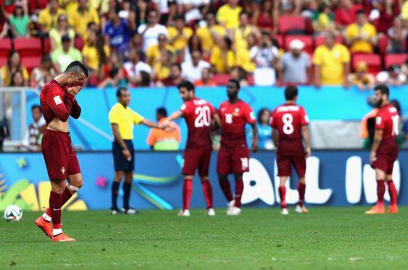 Portugal 2 x 1 Ghana - June 26, 2014