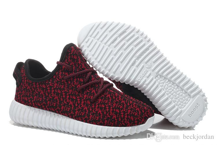 Now Buy Adidas Yeezy Boost 350 Wine Red Black Shoes Mens/Womens For Sale  Save Up From Outlet Store at Footseek.