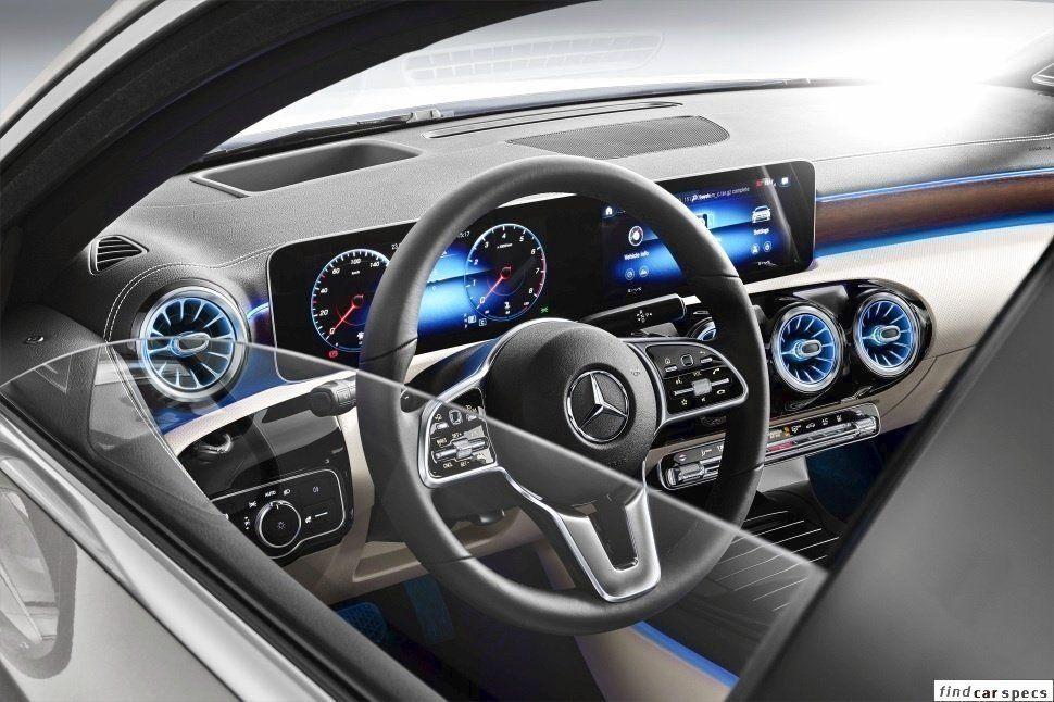Mercedesbenz Aclass A Class Sedan V177 Amg A 35 306 Hp