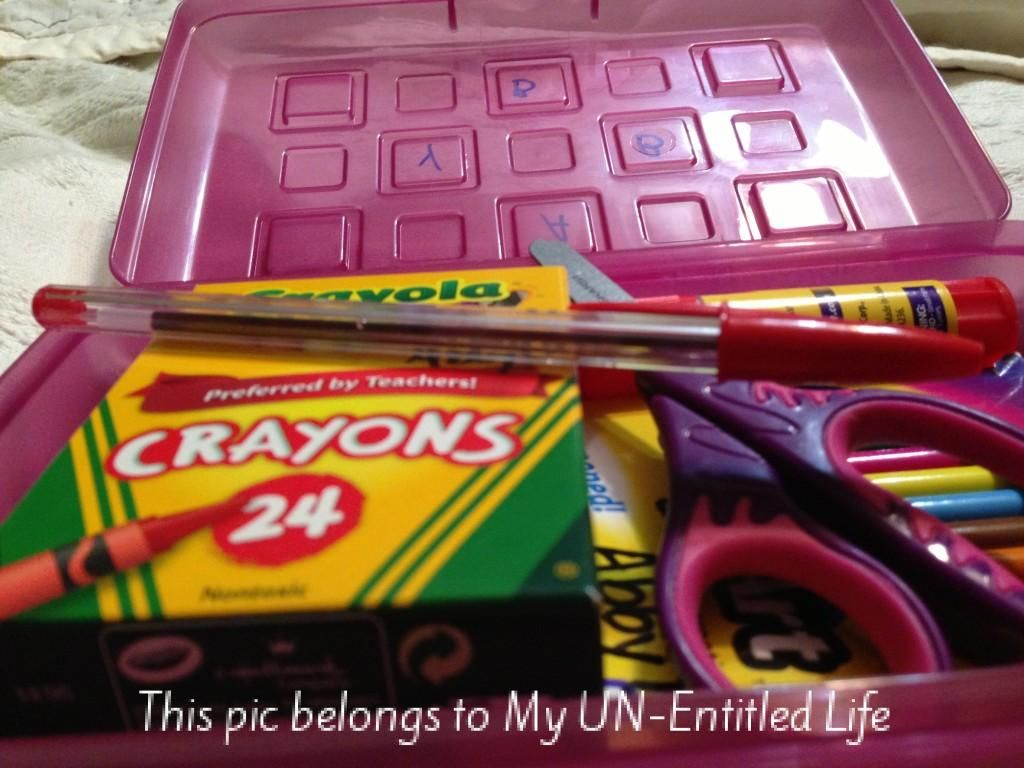 Ready or not… It's back to school time! Back to school