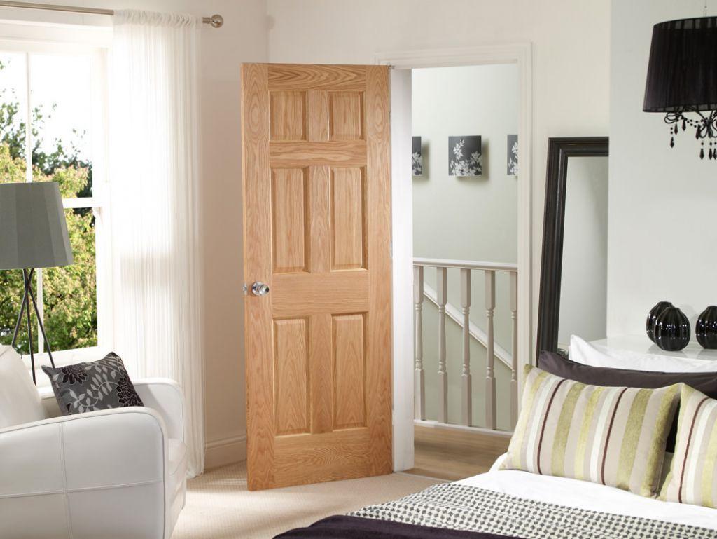 Superb Rich Natural Oak Interior Doors