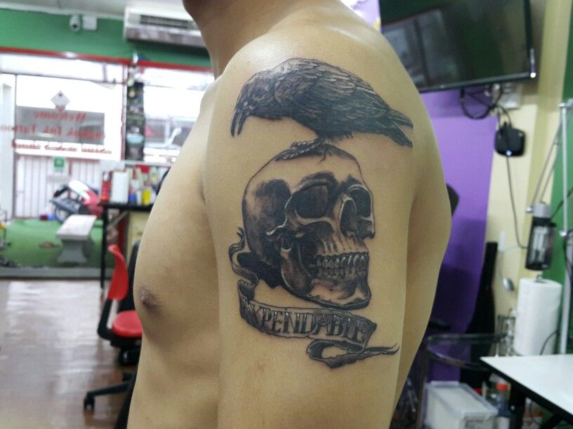 #tattoo school Thailand#done by Frans#