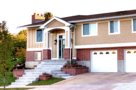 Renovation Solutions: Split-level home updated for a more gathering ...