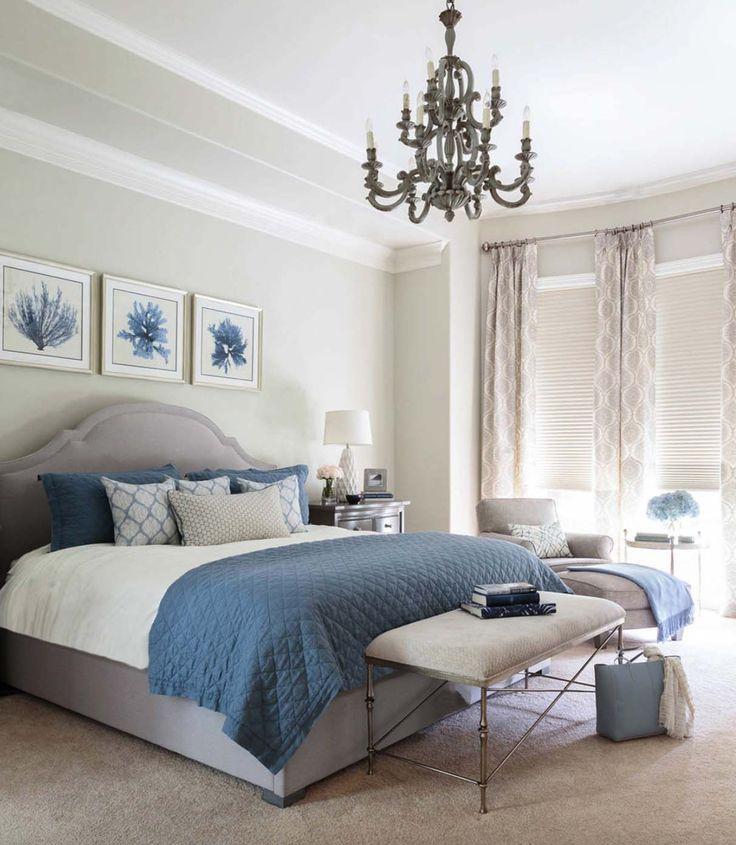 16 Classy Rustic Bedroom Designs: 20+ Serene And Elegant Master Bedroom Decorating Ideas