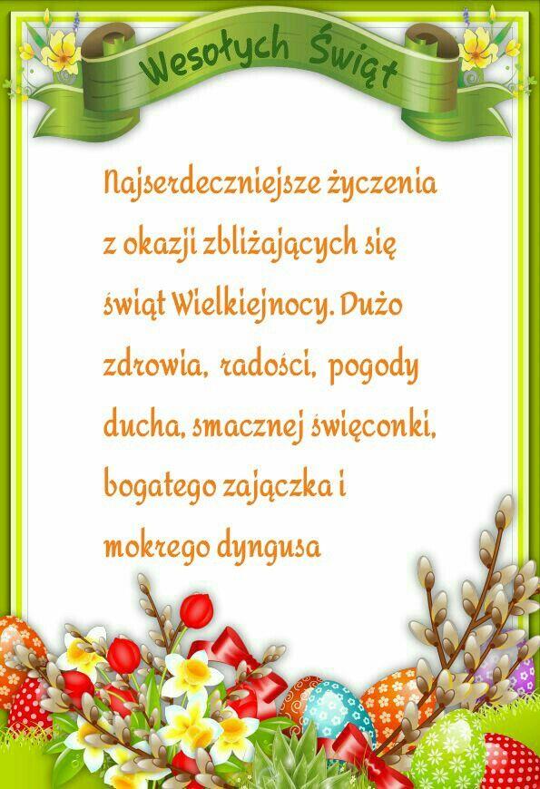 Dodatkowe Kartka świąteczna 🐇   KARTKI wielkanocne   Wielkanoc, Cytaty i GC37