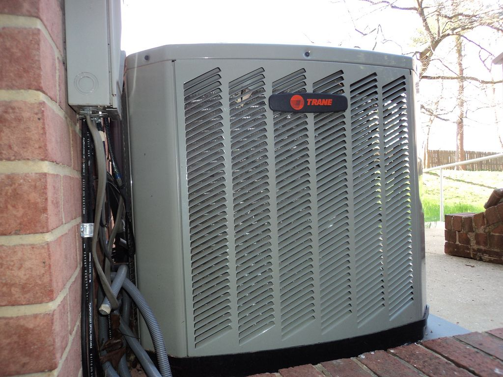 Trane Air Conditioner Air Conditioner Pinterest