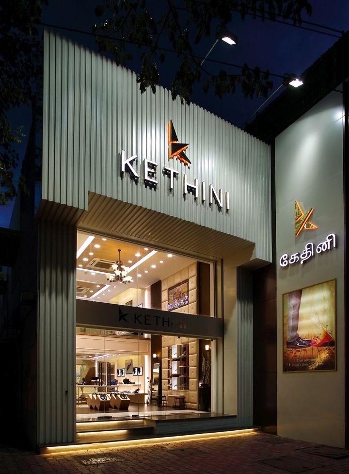 Kethini Store By 4D, Chennai U2013 India » Retail Design Blog