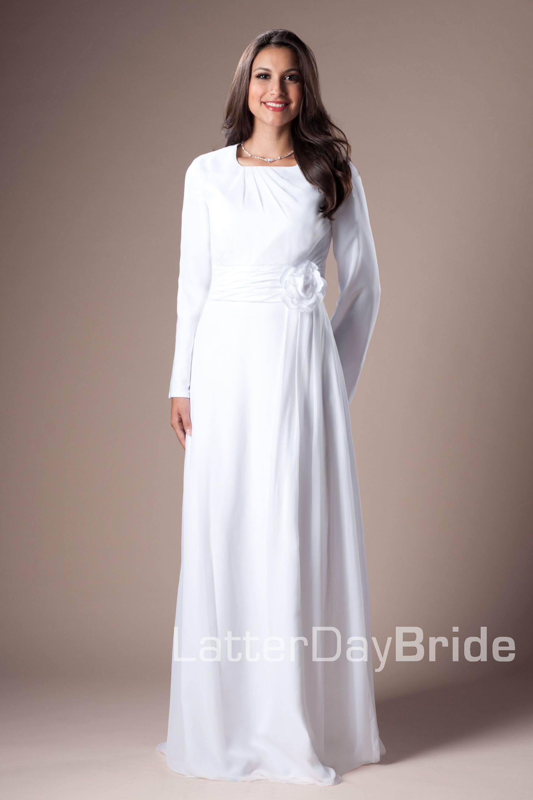 Modest wedding dress baton rouge latterdaybride prom modest modest wedding dress baton rouge latterdaybride prom modest mormon lds temple dress ombrellifo Image collections