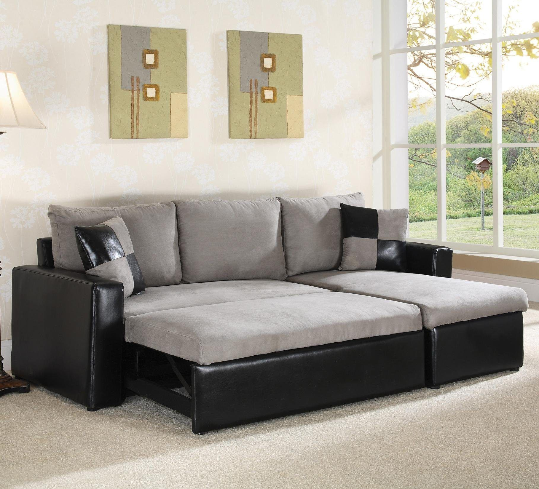 L Shaped Pull Out Couch Modern Sofa Sectional Sectional Sleeper Sofa Sectional Sofa