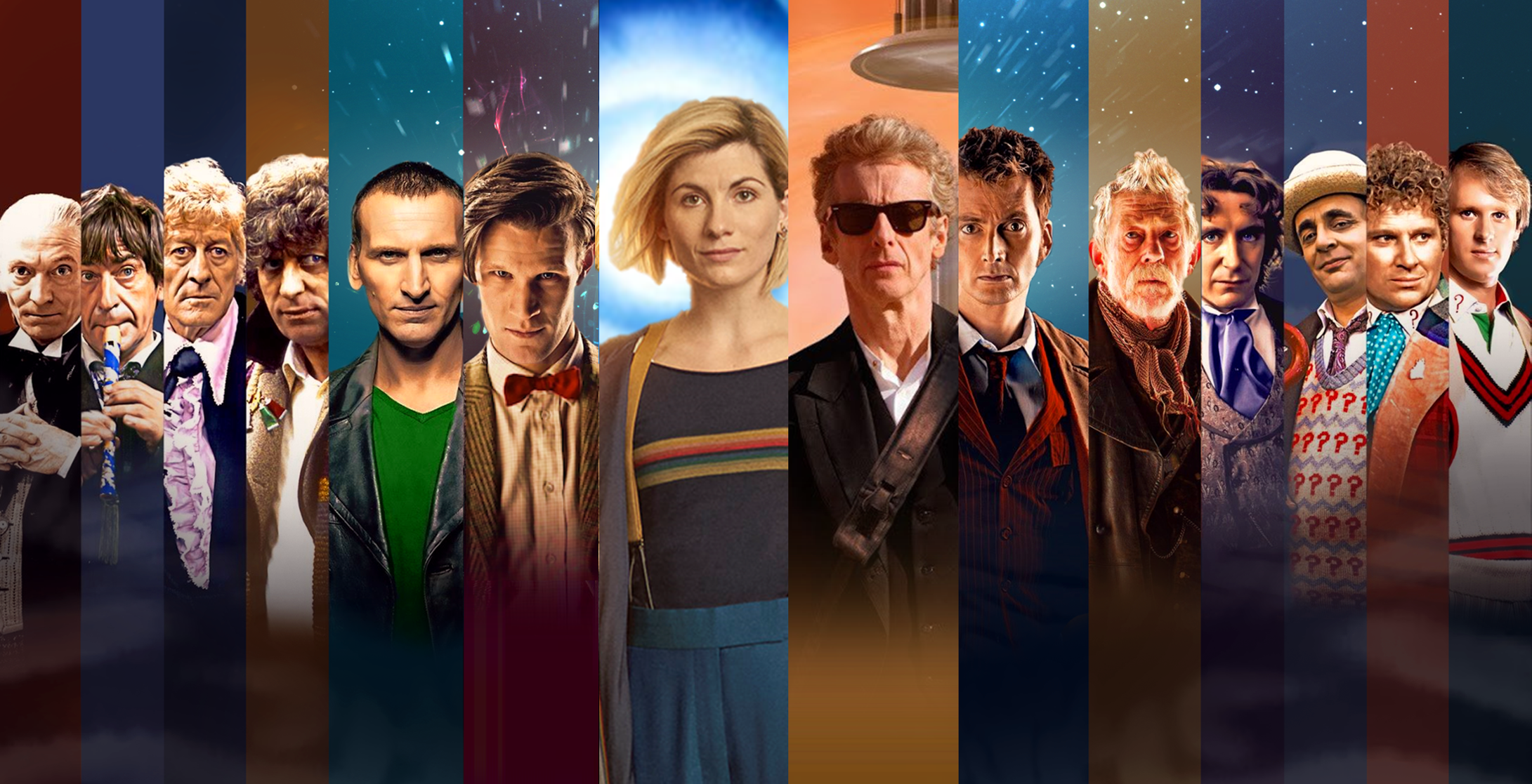 SPOILERS All 14 Doctors Updated W New Outfit Ireddit 9cddzufkf0xz