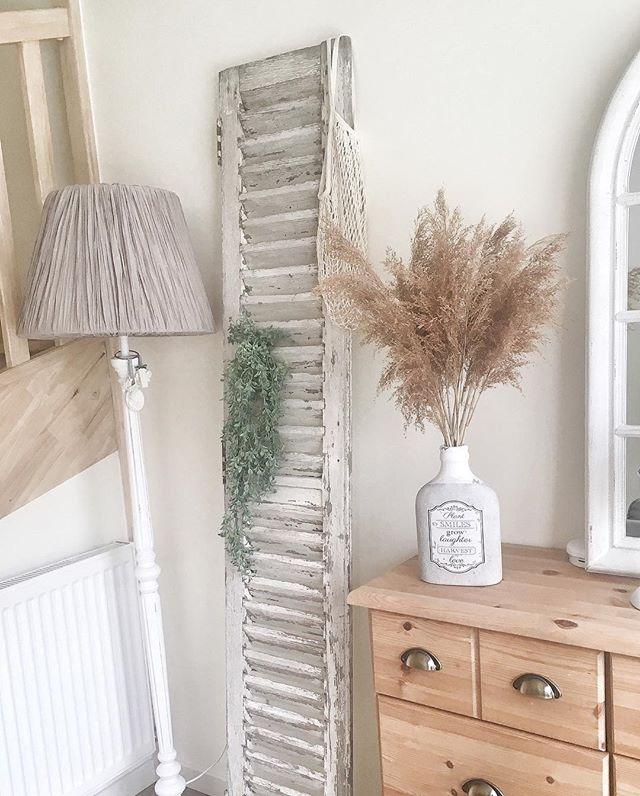 Pampas Mercilafoirfouille Sur Instagram Par Le Bonheur Cest Ici Decoration Maison Echelle Decorative Deco