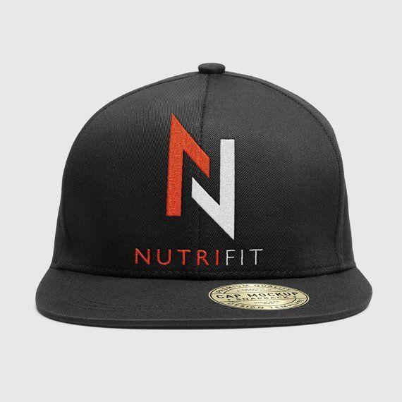 #nutrition #personal #branding #fitness #trainer #design #custom #health #logo #fitFitness Logo Desi...