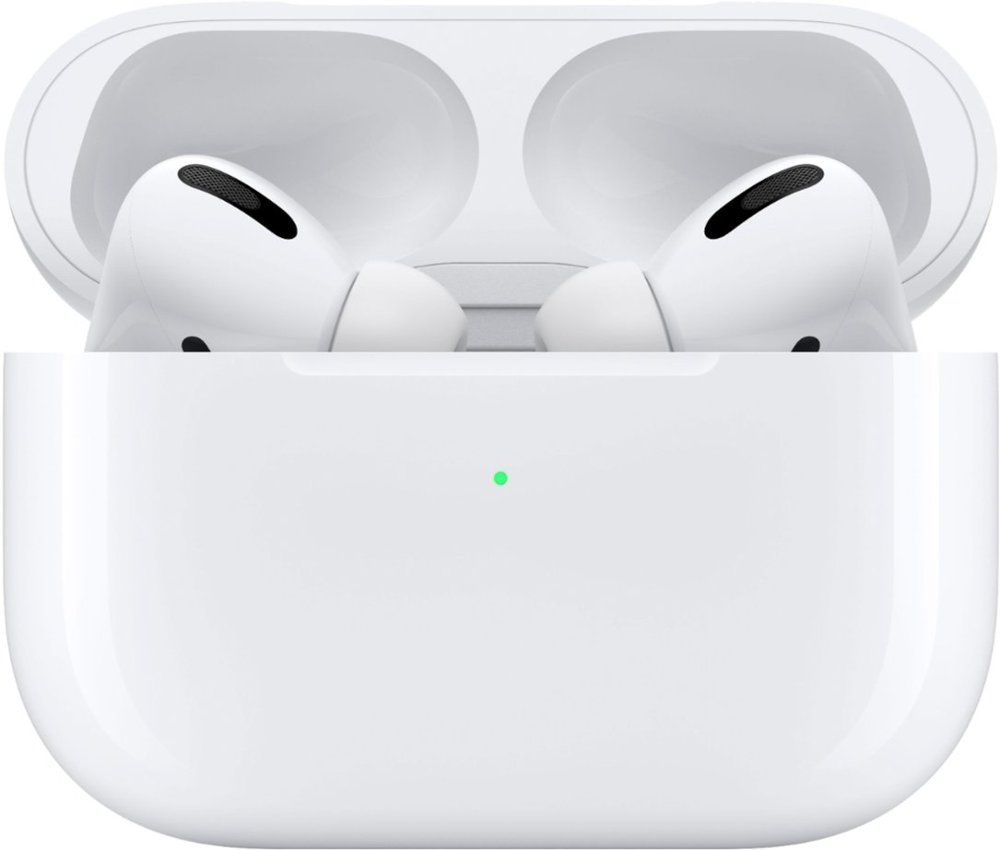Apple Airpods Pro White Mwp22am A Best Buy Airpods Pro Noise Cancelling Airpod Pro