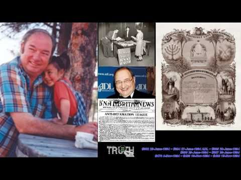 William Cooper - The UGLY Truth - B'nai B'rth & the ADL