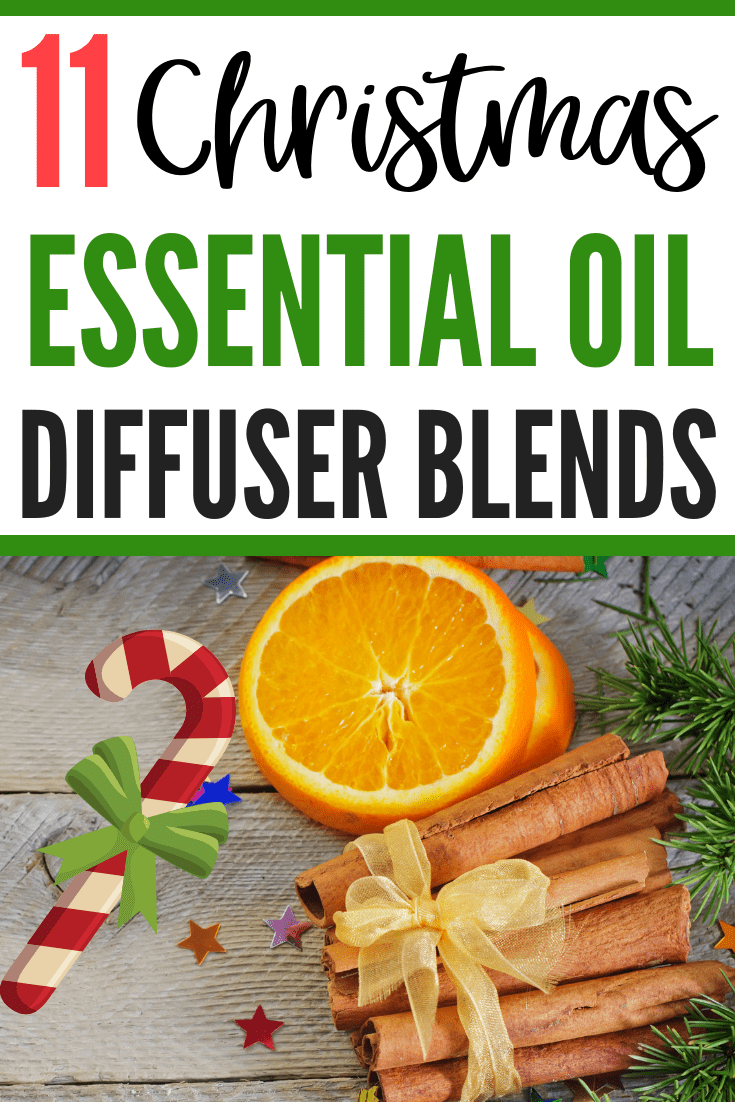 10 Essential Oil Blends That Smell Just Like Christmas! | Best smelling essential oils ...