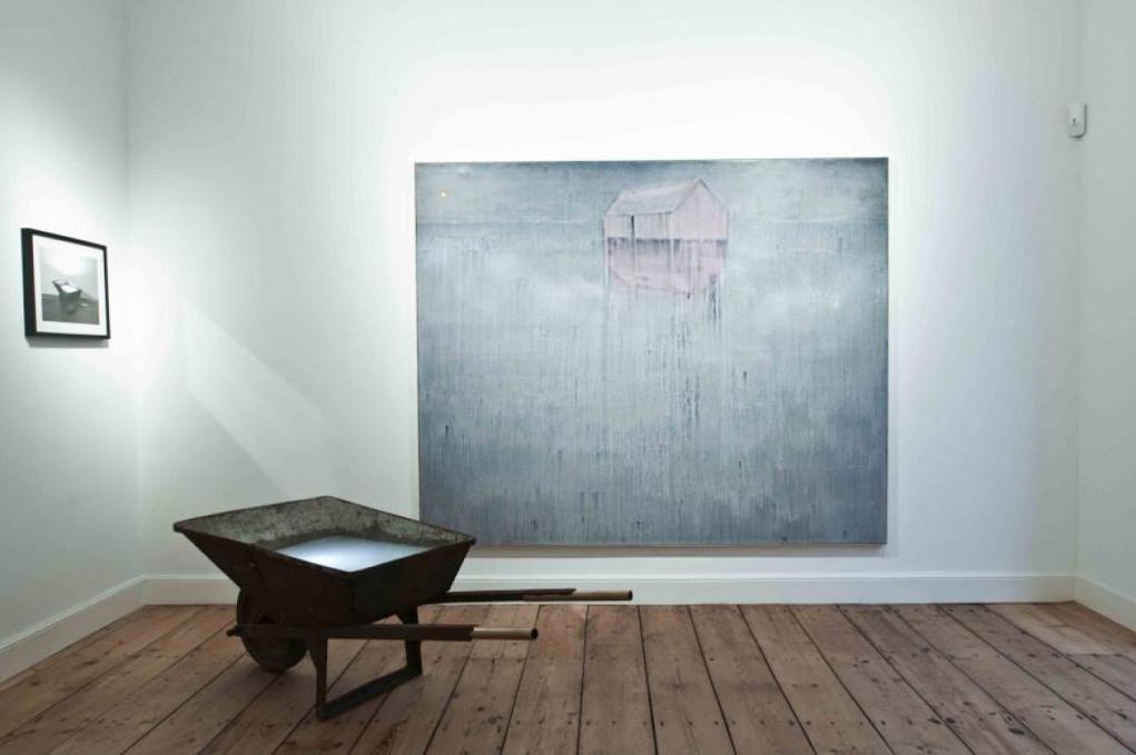 LAVATION Einzelausstellung Becker Schmitz