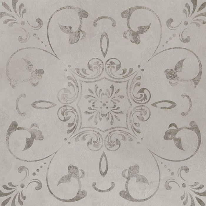 You Ll Love The Concrete Loft Deco 24 X 24 Porcelain Field Tile In Light Gray At Wayfair Great Deals On All Home Im Flooring Tile Bathroom Decorative Tile