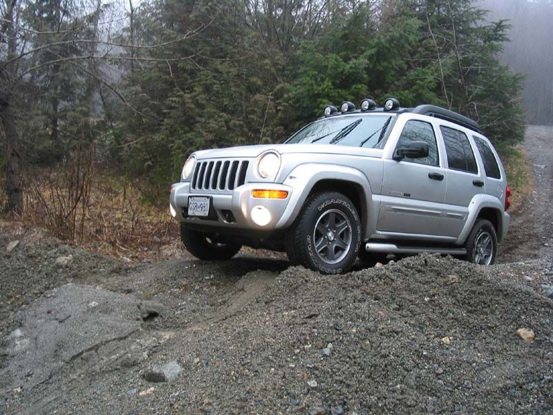 2003 Jeep Liberty Renegade Lift Kit. Posted by Justin