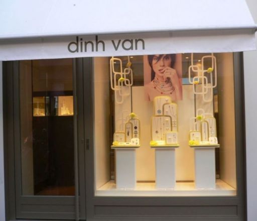 Boutique Dinh Van a Cannes