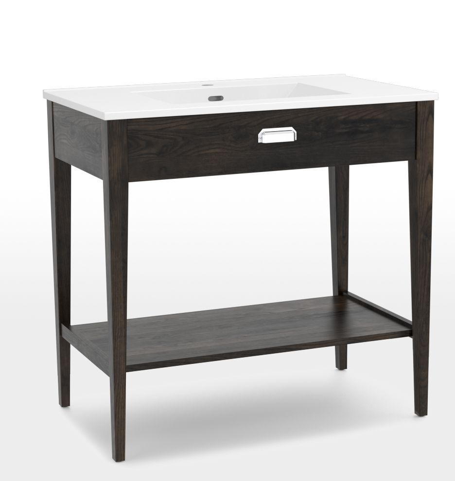 Evans Single Vanity (With Images)