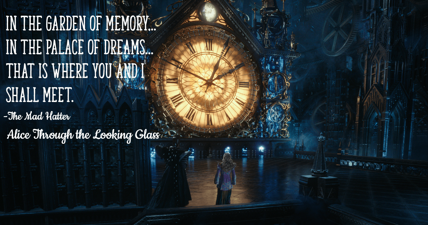 Through The Looking Glass Quotes Endearing Alice Through The Looking Glass Quotes About Time  Pinterest