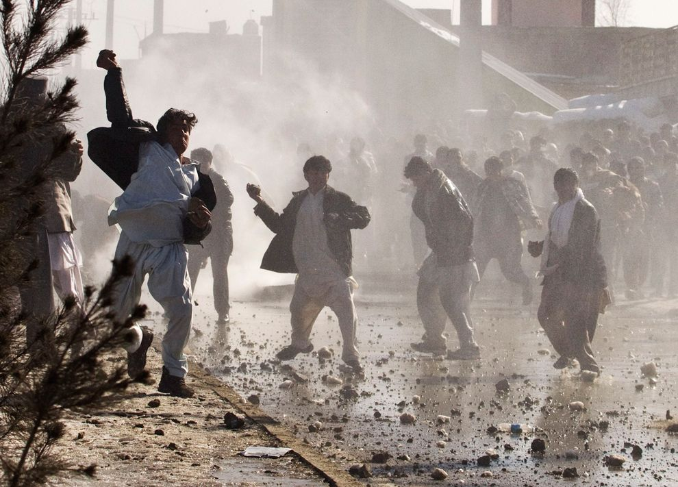 Afghanistan February 2012