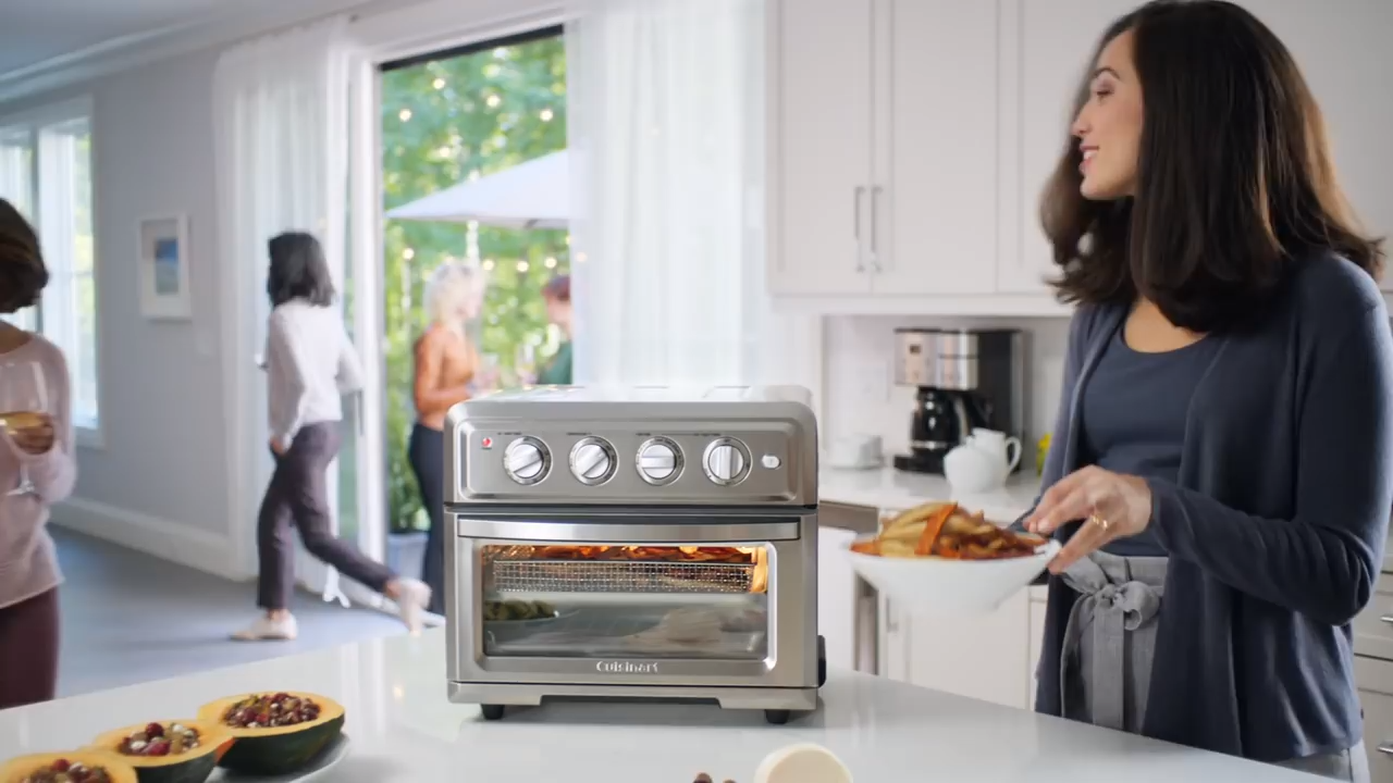 Toa 60 Video Video Air Fryer Recipes Easy Toaster Oven Recipes Air Fryer Recipes Vegetarian