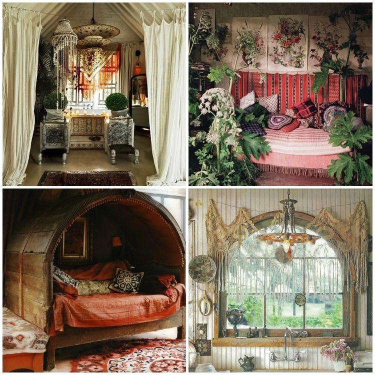 Er is een stijl die me al jaren aanspreekt maar het toch niet wint in mijn kledingkast of - Decoratie van het interieur ...