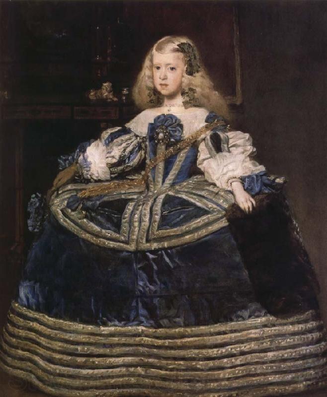 Velasquez, Princess Margaret