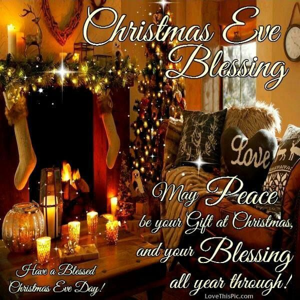 merry christmas eve yall many blessings may - Merry Christmas Eve Quotes