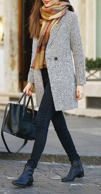 Photo of 27 Mal Bei der Winter Outfits mit Schal Don ' T Look Primary