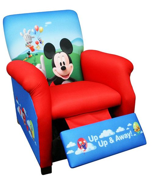 Disney Mickey Mouse Clubhouse Disney Mickey Mouse Clubhouse Toddler Sofa,  Chair And Clubhouse Furniture SetFeatures Mic.