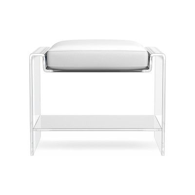 Astounding Acrylic Stool Products In 2019 Upholstery Fabric For Cjindustries Chair Design For Home Cjindustriesco