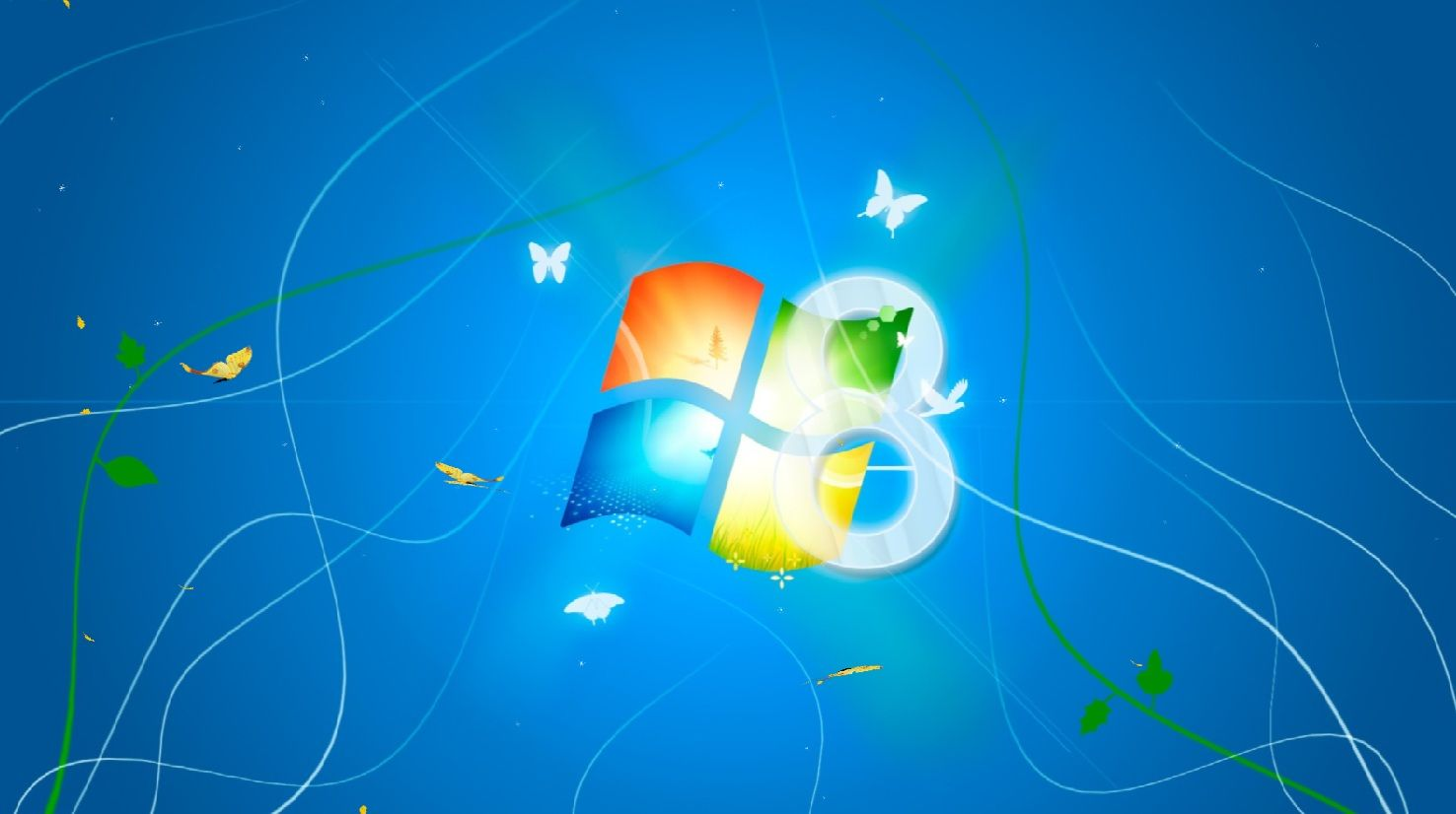 Download Windows 8 Light Animated Wallpaper Desktopanimatedcom
