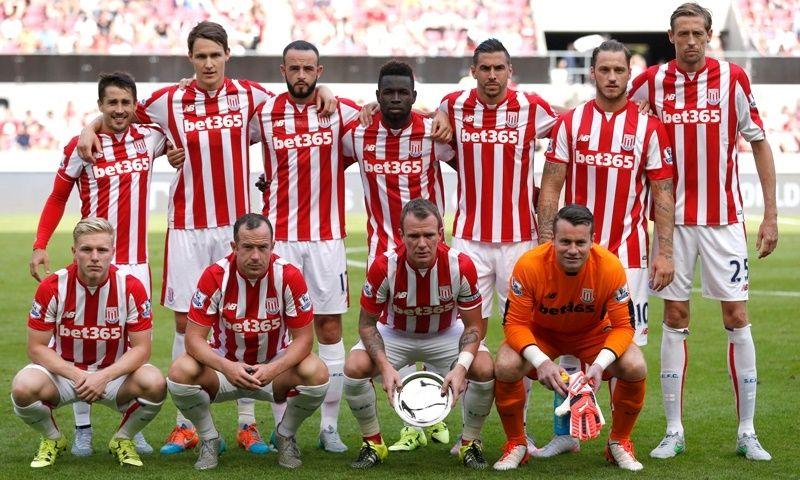 Inilah daftar pemain terbaru atau skuad utama Stoke City