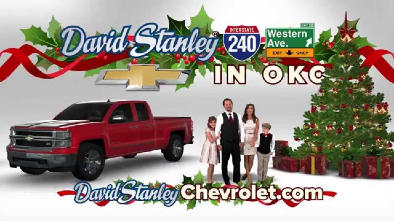 David Stanley Okc >> David Stanley Chevrolet December Sales Event Monthly