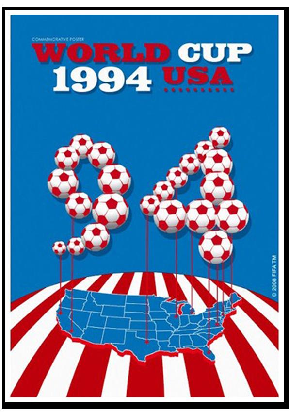 Los Carteles De Los Mundiales De Fútbol Desde 1930 Un Viaje Por La Historia Del Diseño Gráfi Mundial De Futbol Carteles De Fútbol Campeonato Mundial De Futbol